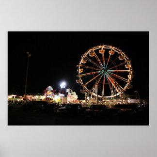 Karneval på natt 07 poster