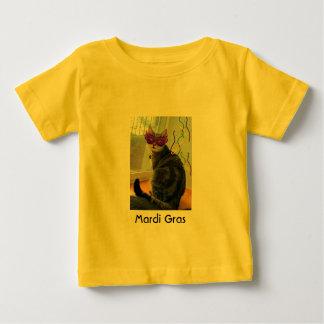 Karnevalindigoblått Tee Shirt