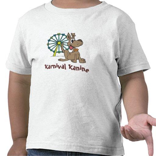 Karnival Kanine T Shirts