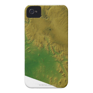 Karta av Arizona iPhone 4 Cases