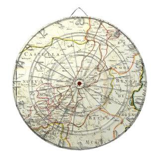 Karta för universitetslärareQuixote Rout Piltavla