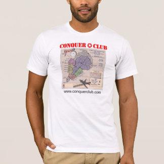 Karta för WWII Iwo Jima T-shirts