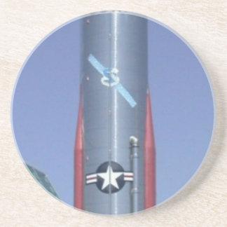 Kartbokicbm på det strategiska luftutrymmemuseet underlägg