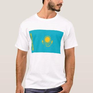 Kasakhstan flagga tröja