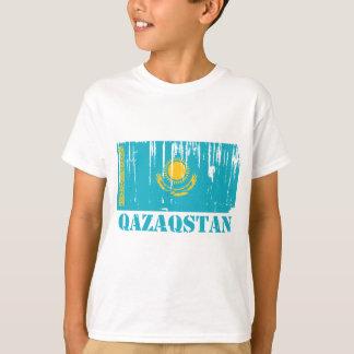 Kasakhstan flagga tröjor