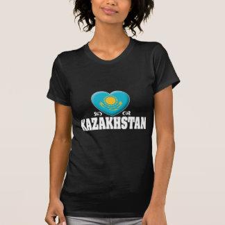 Kasakhstan kärlek C T Shirts