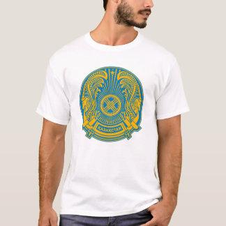 Kasakhstan vapensköldT-tröja T-shirt
