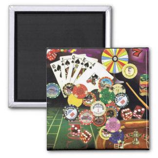 Kasinodobbleri - poker, skitar, roulett magnet