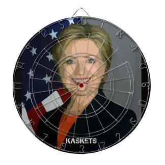 KASKETS - Den Clinton pilen stiger ombord Piltavla