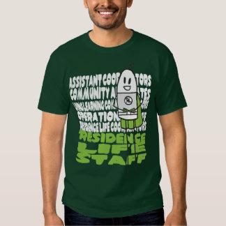 KASSERAD ResLife utslagsplats 2 T-shirt
