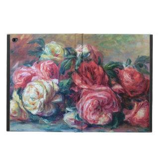 Kasserad roblomma som målar Renoir konst Powis iPad Air 2 Skal
