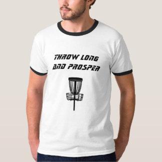 Kasta Long och blomstra Tshirts
