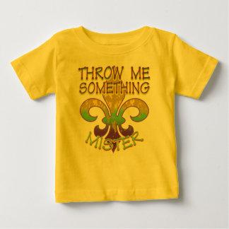 Kasta mig något misteren tee shirt