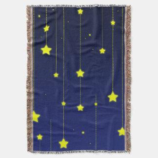 Kastfilt för Starry natt Filt