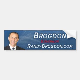 Kåt Brogdon bildekal