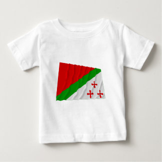 Katanga som vinkar flagga (1960-1963) tee shirt