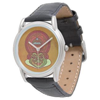 Kathakali dansare Zenscrawl Armbandsur