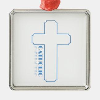 Katolik Julgransprydnad Metall