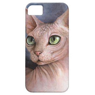 Katt 578 Sphynx Barely There iPhone 5 Fodral