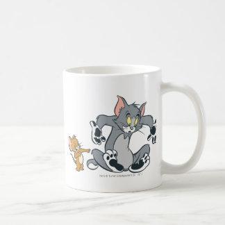 Katt för Tom och Jerry svarttass Kaffemugg