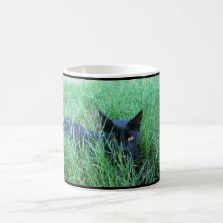Katt-i-Gräs beställnings- mugg
