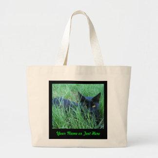 Katt-i-Gräs beställnings- toto Jumbo Tygkasse