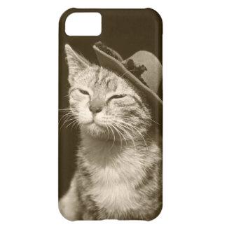 Katt i hatt iPhone 5C fodral