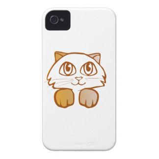 Katt iPhone 4 Case-Mate Fodral