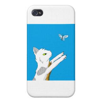 katt iPhone 4 skal