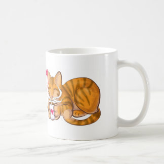 Katt Kaffemugg