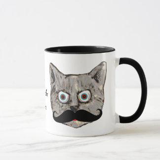 katt mustasch
