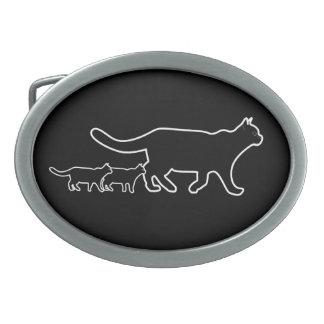 Katt- och kattungevit skisserar design