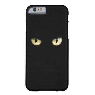 Katt ögon barely there iPhone 6 skal