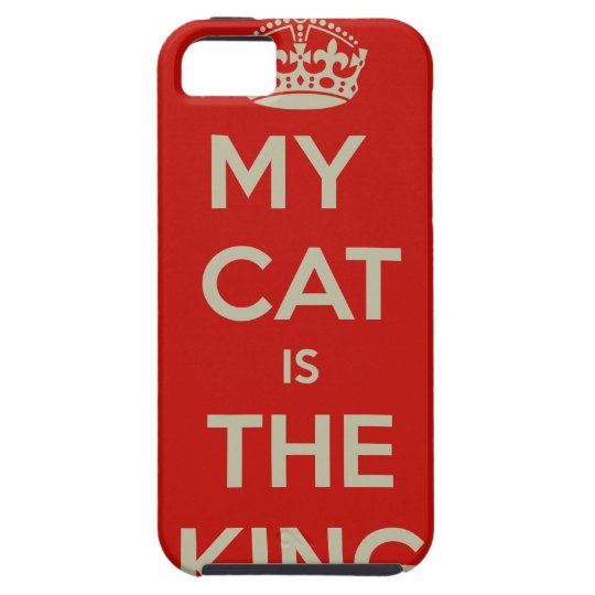 Katt Qoute iPhone 5 Case-Mate Fodraler