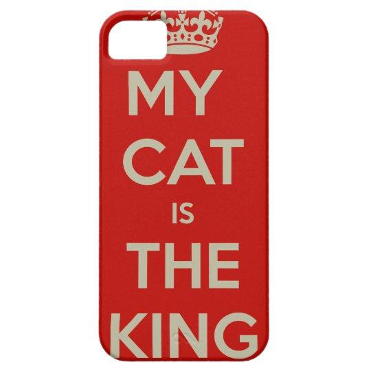 Katt Qoute iPhone 5 Skydd