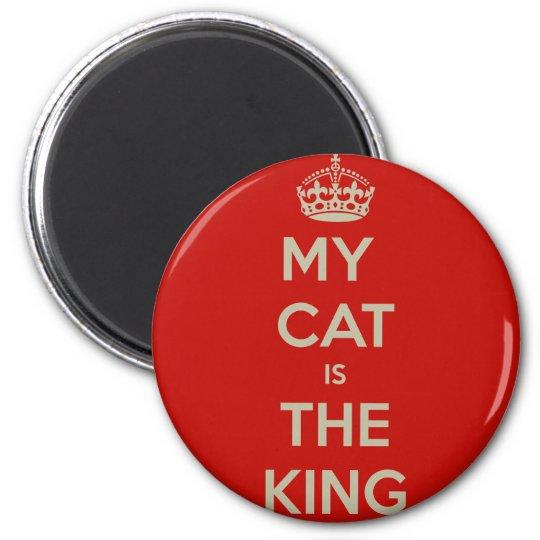 Katt Qoute Magnet
