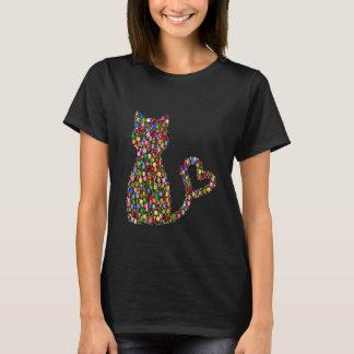 Kattälskareskjorta T Shirts