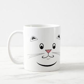 Kattansiktemugg Kaffemugg