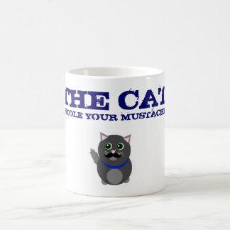 Katten stal din mustasch muggar