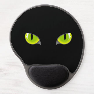 Katten synar gelen Mousepad Gelé Musmattor
