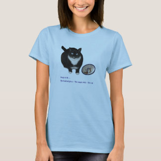 Katten, version 1 t shirts