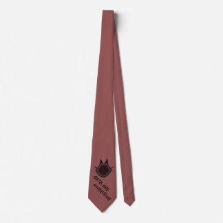 Katter är enorma slips