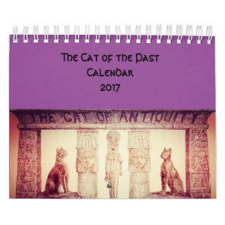 Katterna av förflutnan kalender