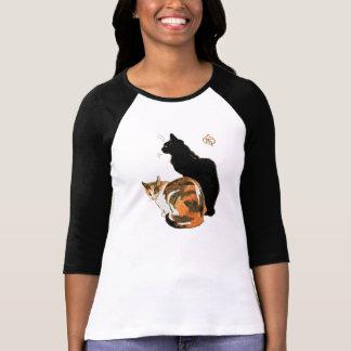 Katterna av Theophile Alexandre Steinlen Tshirts