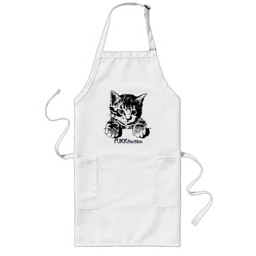 Kattförkläde Purrfection Förkläden