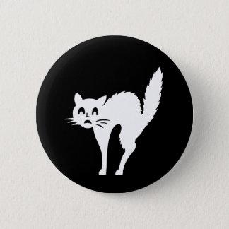 KATTkatter daltar ungekärlektecknader Standard Knapp Rund 5.7 Cm
