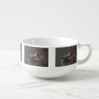 KattÖga-Makro Kopp För Soppa