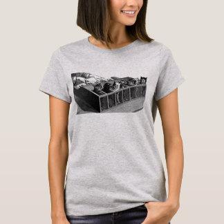 Kattpianoskjorta T-shirt