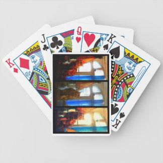 Kattpoker Cards Studel Collage Spelkort