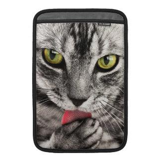 Kattporträtt Sleeves För MacBook Air